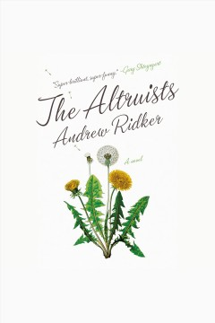 The altruists cover image
