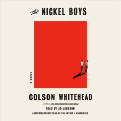 The Nickel boys cover image
