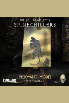 Pickman's model cover image