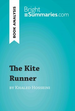 Book analysis: the kite runner by khaled hosseini cover image