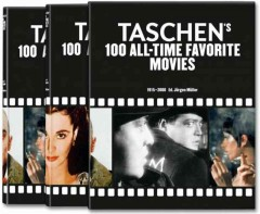 Taschen's 100 all-time favorite movies : 1915-2000 cover image