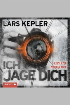 Ich jage dich cover image