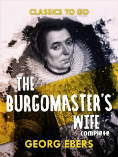 The burgomaster's wife cover image
