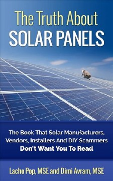 The truth about solar panels cover image