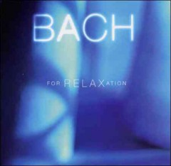 Bach for relaxation cover image
