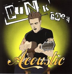 Punk goes acoustic cover image