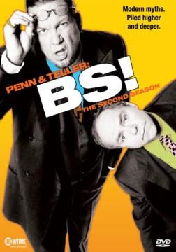 Penn & Teller. B.S.!. Season 2 cover image