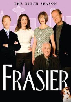 Frasier. Season 9 cover image