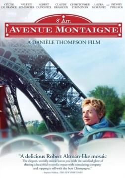 Avenue Montaigne cover image