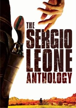 The Sergio Leone anthology cover image