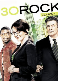 30 Rock. Season 1 cover image