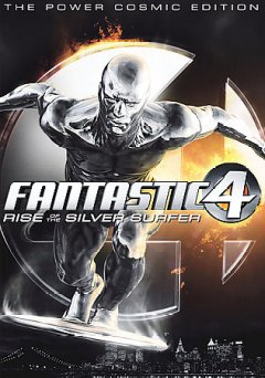 Fantastic 4 rise of the Silver Surfer cover image