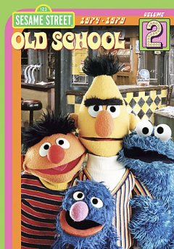 Sesame Street Old school. Volume 2, 1974-1979 cover image
