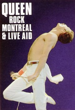 Queen rock Montreal & Live Aid cover image