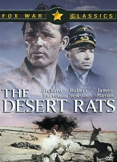 The desert rats cover image