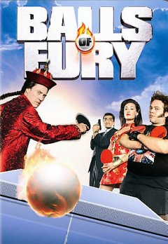 Balls of fury cover image