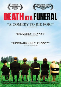 Death at a funeral cover image