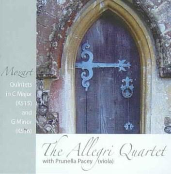 Quintet in C major Quintet in G minor cover image