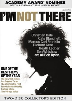 I'm not there cover image