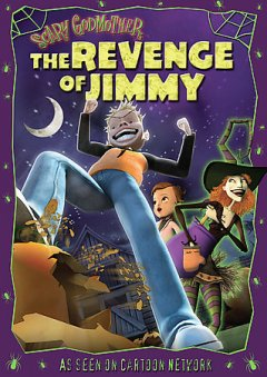 Scary Godmother. The revenge of Jimmy cover image