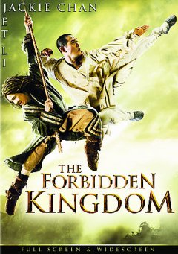 The forbidden kingdom cover image
