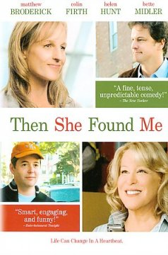 Then she found me cover image