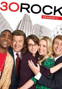 30 Rock. Season 2 cover image