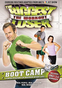 Biggest loser, the workout. Boot camp cover image