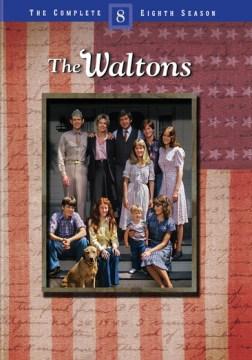 The Waltons. Season 8 cover image