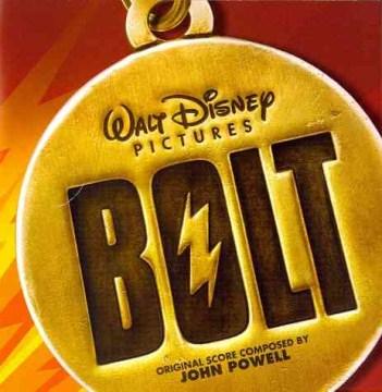 Bolt original score cover image