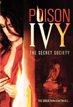 Poison ivy. The secret society cover image