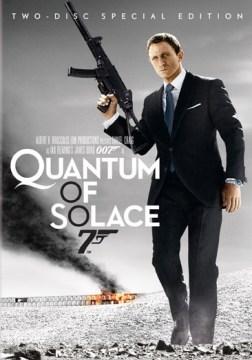 Quantum of solace cover image