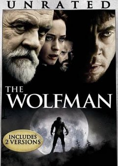 The wolfman cover image