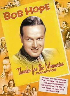 Bob Hope thanks for the memories collection cover image