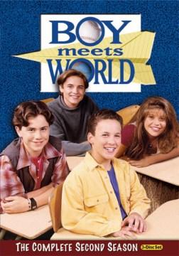 Boy meets world. Season 2 cover image