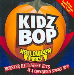 Kidz Bop Halloween party cover image