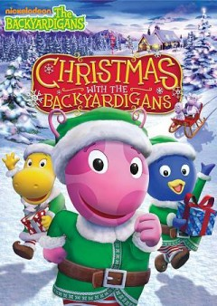 Christmas with the Backyardigans cover image