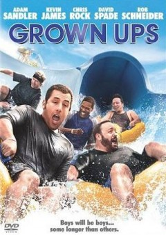 Grown ups cover image
