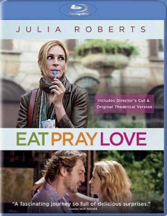 Eat pray love cover image