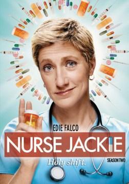 Nurse Jackie. Season 2 cover image