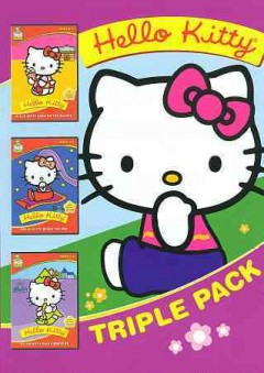 Hello Kitty triple pack cover image