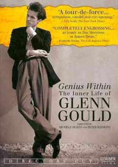 Genius within the inner life of Glenn Gould cover image