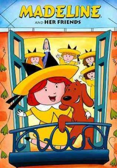 Madeline and her friends cover image