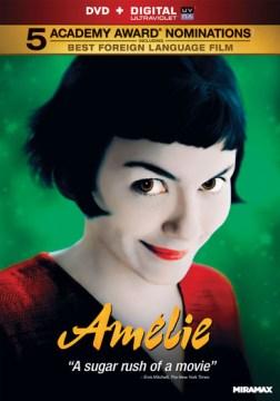 Amélie  Le fabuleux destin d'Amélie Poulain cover image