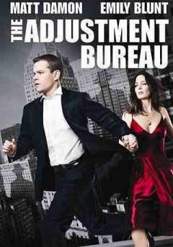 The Adjustment Bureau cover image