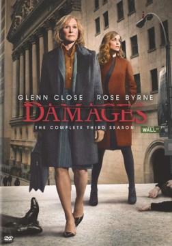 Damages. Season 3 cover image