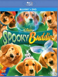 Spooky buddies [Blu-ray + DVD combo] cover image
