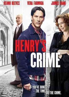 Henry's crime cover image
