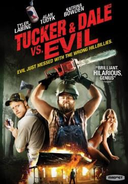 Tucker and Dale vs evil cover image