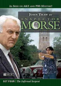 Inspector Morse. Season 4 the infernal serpent cover image